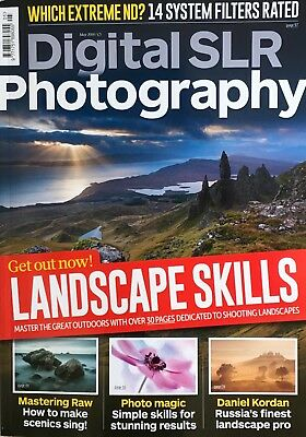 Digital Slr Photography - May 2018 - Issue 138