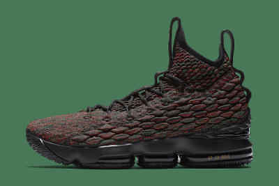 the latest bae21 fd976 NIKE LEBRON 15 XV LMTD BHM size 12.5. Black History Month ...