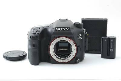 EXC+++ Sony Alpha A77 II 24.3MP Digital SLR Camera from Japan