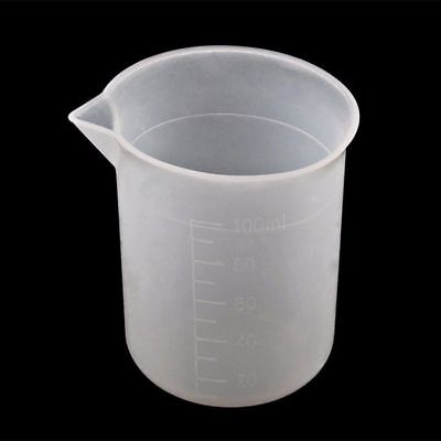 Silicone 100ml Measuring Cup For Jewelry Crystal Scale Resin Glue Molds