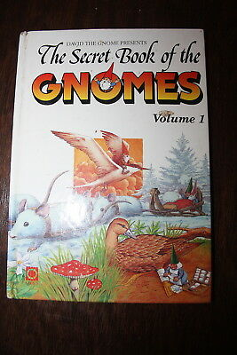 David The Gnome The Secret Book of The Gnomes Full Set of 25