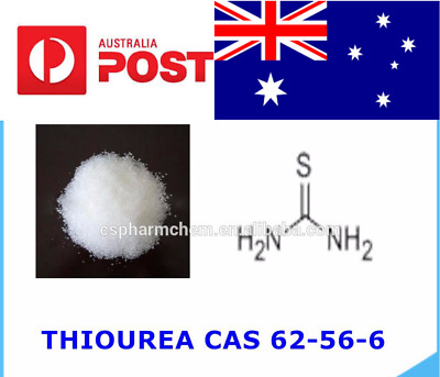 10g Analytical Grade Thiourea Solid Aussie Seller