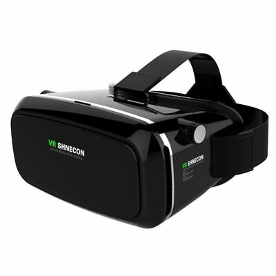 "3D Virtual Reality Video Movie Game Glasses VR SHINECON for 3.5-6"" Smartphone"