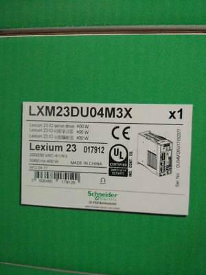 1PCS SCHNEIDER LXM23DU04M3X Servo Drivers NEW IN BOX