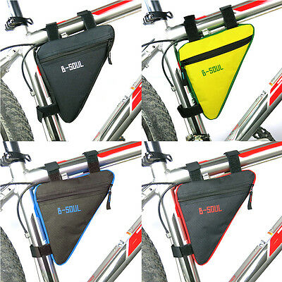 WATER&WOOD ROSWHEEL Cycling Bike Bicycle Fron Frame Pannier Triangle ...