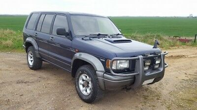 1993 isuzu trooper 3.1 bighorn irmscher mot'd - £650.00 | picclick uk