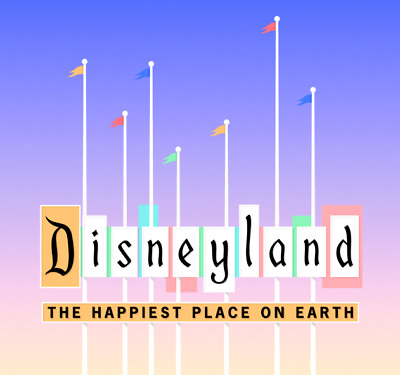 DISNEYLAND CALIFORNIA  2 - 5 Day Ticket Savings A Promo Discount Tool