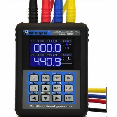 MR2.0TFT-P 4-20mA Signal Generator Calibration Current Voltage Pressure Transmit