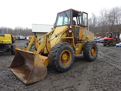Case W14B Wheel Loader WORKS MINT VIDEO! Cummins 5.9 W14 4x4