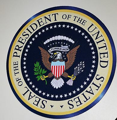 Official White House Presidential Seal Mousepad Mouse Pad~White House Issue Only