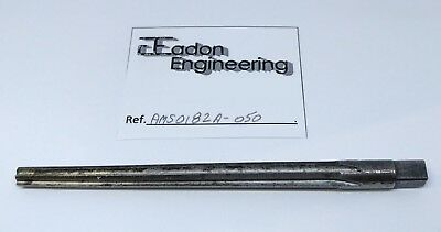 No. 5 Taper Pin Hand Reamer, Straight Flute by Wotan, HSS.