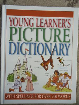 Young Learner's Picture Dctionary - A High Quality Hardback Book - New