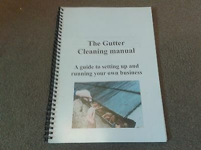 Gutter Vacuum, Gutter Vac Machine,the Gutter Cleaning Business Guide . / Cd-Rom