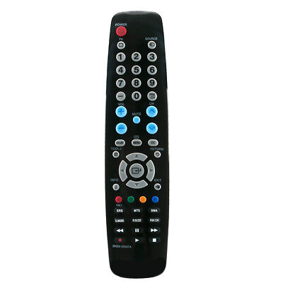 New BN59-00687A Replaced Remote for Samsung TV LN40A450C1 PN50A510 LN32A450CD