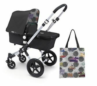 Bugaboo Cameleon 3 Andy Warhol Transport NEW extandable hood