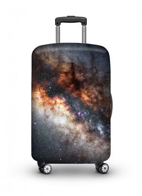 Luggage Cover Travel Suitcase Protector Elastic Protective VELOSOCK Interstellar
