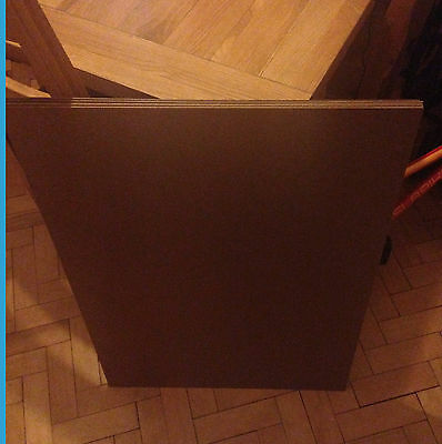 Hardboard Sheets - 3mm/2mm thick - £2 per sheet