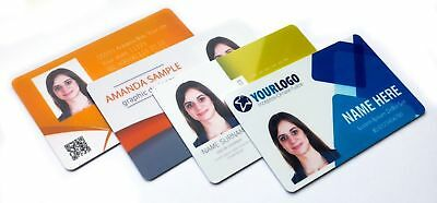 CUSTOM Printed Plastic ID Cards, Name Badges, Membership Cards, Discount Cards