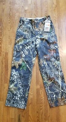 Boys Russell Outdoors Explorer Cargo Camo Camouflage Hunting Pants Large