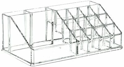 Clear Make Up Storage Holder Organiser Technic Accessory Cosmetic Display