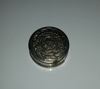 Antique metal collapsible travel cup patented Feb 23 1897 Made in USA