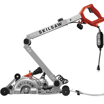 "Skil SPT79A-10 7"" Medusaw Walk-Behind Worm Drive Saw for Concrete New"