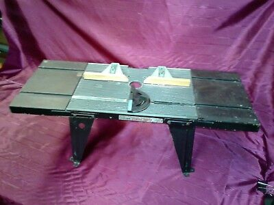Craftsman precision router table fence best fence design 2018 sears craftsman router table with extensions fences model 925444 greentooth Gallery
