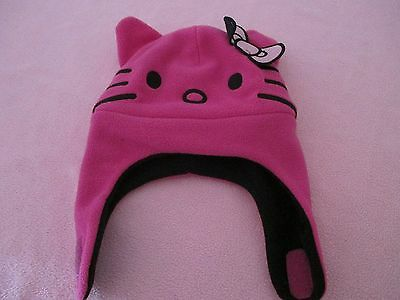 bonnet bébé  fille hello kitty taille 52