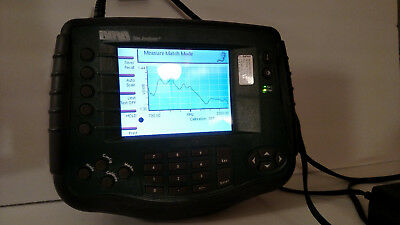 Bird SA-2500A Cable & Antenna Site Analyzer 780-2500MHz,  w/case and power cord