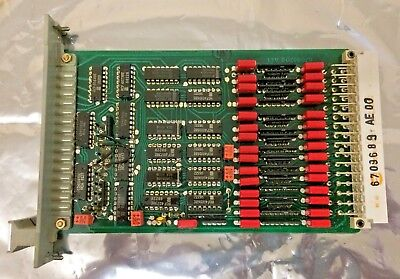 Aeg 6709689 Ae00 Ups Fault Detection Card A10-A14 (Lc:ey02) 6709689Ae00 Pcb