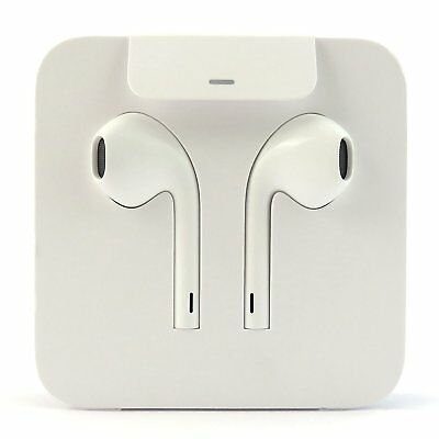 New Original Apple  EarPods Earphones iPhone X 8 7 6 SE 5 Plus Remote Mic