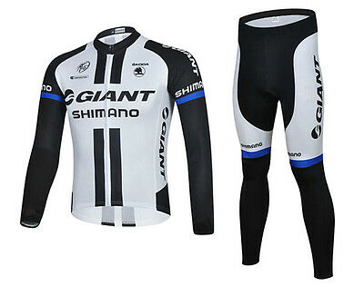 acc3692ac New man long sleeve racing cycling clothes jersey pant set cycling ciclismo  suit