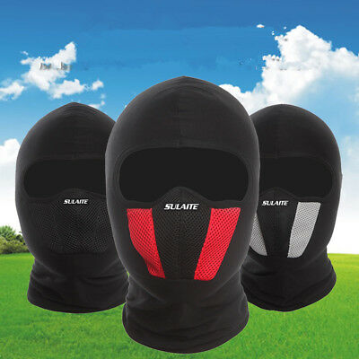 Breathable Balaclavas Riding Head Mask Dust-proof Anti-ultraviolet Lycra Masks
