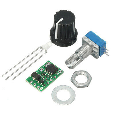 616dev V5.5 DC 12-24V Mini Temperature Control Board LED DIY for T12 Soldering I