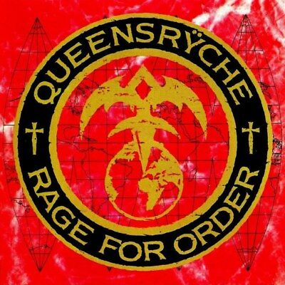 Queensryche Digital Guitar Tab RAGE FOR ORDER Lessons Disc DeGarmo Wilton