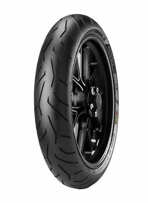 NEW Pirelli Rosso II 2 Tyre - 110/70-17 Motorcycle Tire Rosso2