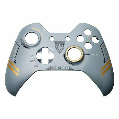 Front Shell Top Cover Faceplate for Microsoft Xbox One Controller Repair Parts