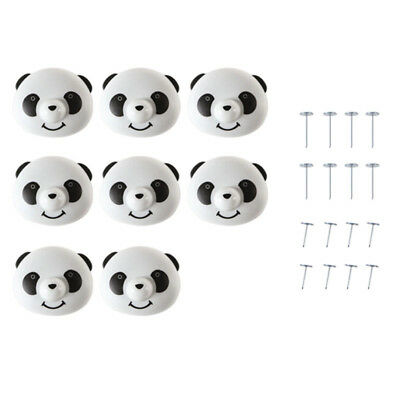 8pcs Bed Sheet Non-Slip Panda Buckle Quilt Cover Anti-Move Buckle Fixer Clip