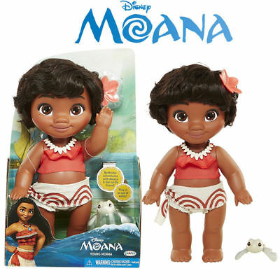 Disney Young Moana Action Figures Bathtime Adventure Doll Kids Water Playset Toy