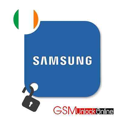 Unlock Code For Samsung Galaxy S9 S9+ Plus 3 Meteor Vodafone O2 Tesco Ireland