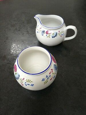 BHS PRIORY Tableware Milk Jug 3 5 And Sugar Bowl 2 50 PicClick UK & Stunning Bhs Tableware Pictures - Best Image Engine - tofale.com