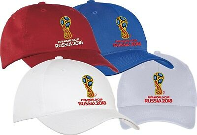 FIFA WORLD CUP  SOCCER RUSSIA 2018 Golf Hat Cap -