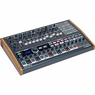 Arturia MiniBrute 2S Semi-modular Analog Sequencing Synthesizer FREE 2DAY