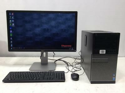 Dell Optiplex 9020 with Fusion Software Mass Spec HPLC Software