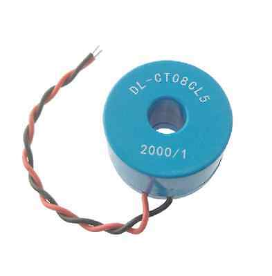DL-CT08CL5-20A/10mA 2000/1 0~120A Micro Current Transformer WH UK
