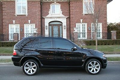 2006 BMW X5 4.8is AWD 4dr SUV 2006 BMW X5 4.8is AWD 4dr SUV Automatic 6-Speed AWD V8 4.8L Gasoline