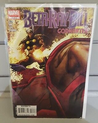 Beta Ray Bill Godhunter #3  of 3, 2009