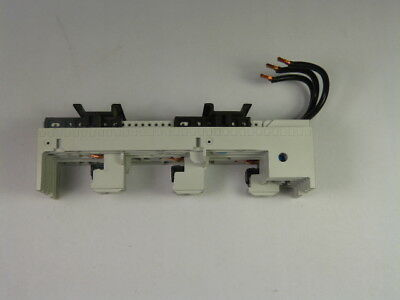 Wohner 32443 Din Rail Adapter 32 Amp  USED