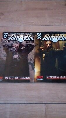 punisher max vol 1 to 2