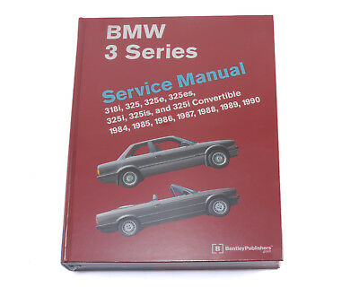 bentley repair manual bmw e30 chassis 3 series 84 thru 91 44 95 rh picclick com e30 bentley manual download pdf e30 bentley manual pdf